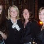 Catherine Murphy (Irish Independent), Carmel O'Reilly (Topflight), Joan Scales (Irish Times), Liona McKenna (Topflight)