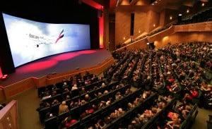 Auditorium Guests