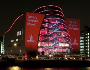 Emirates World at CCD