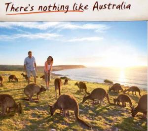 Australia on Tour