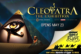 Cleopatra The Exhibition