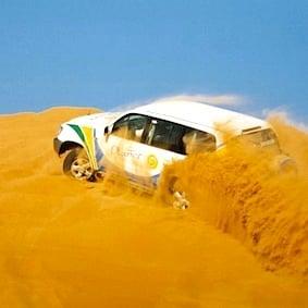 Desert Safari by 4WD