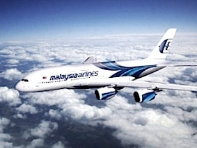 Malaysian Airlines A380