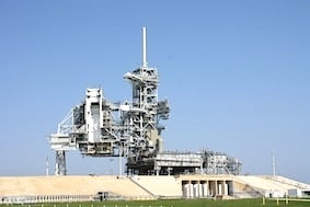Launch Pad 39-A Kennedy Space Center