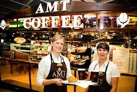 AMT Coffee, Dublin Airport