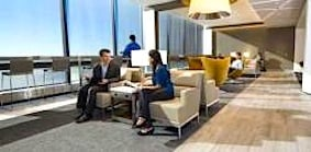 United Club Lounge