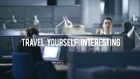 Expedia Travel Yourself Interesting
