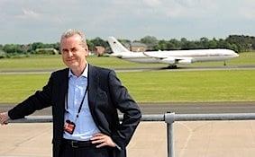 John Doran, Managing Director, Belfast International Airport