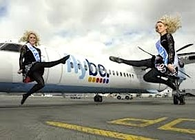 01 May – Flybe launches Shannon – Glasgow