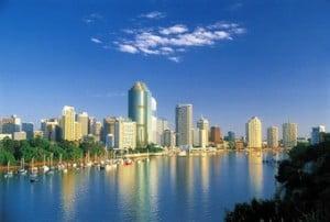009595Brisbane River, Brisbane
