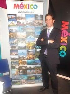 Milko Rivera Hope, Director, Mexico Tourism Board, London