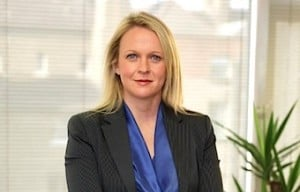 Sinead Reilly, Country Manager, Travelport Ireland