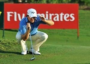 Graeme McDowell at last year's Emirates Irish Open
