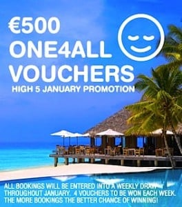 Lowcostbeds High 5 Promotion