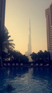 Good morning Dubai