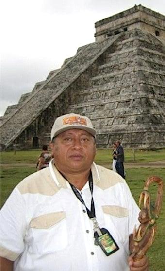 Pepe López Jnr, Marketing Director, Special Mayan Tours