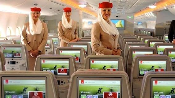 Emirates Skytrax 3