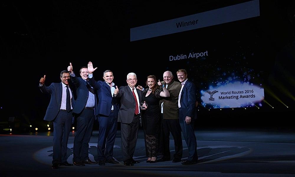 Dublin Airport Wins Global Aviation Industry Award - ITTN