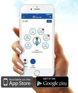 Cloud SIM Phone