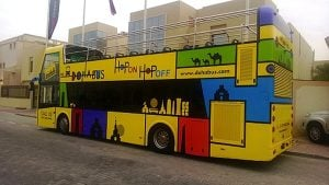 Hop On Hop Off with DohaBus