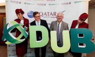 Qatar Airways Inaugural