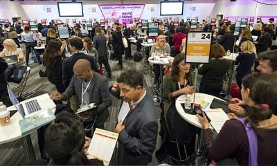 WTM London 2017 Digital Influencers' Speed Networking