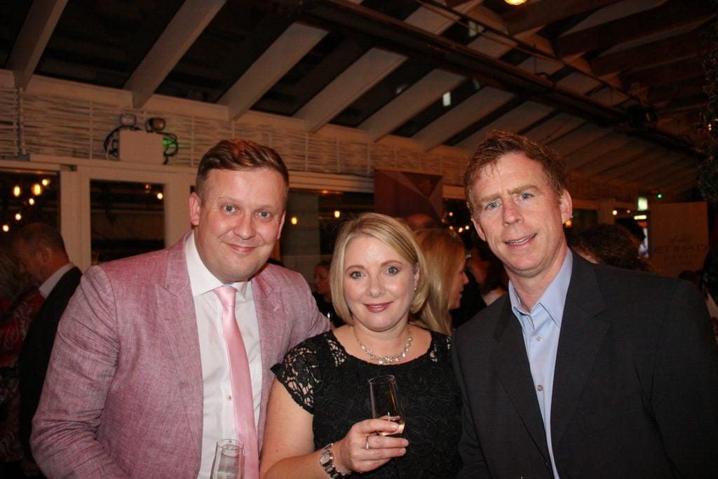 Paul Counihan,Antara:Linda Jones,The Travel Boutique and Stephen McKenna,GoHop.ie