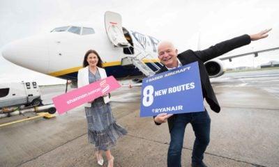 Shannon Airport Ryanair